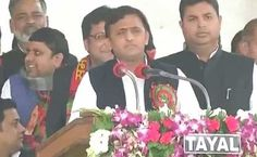 Mulayam Singh's Son Akhilesh Yadav Stages Coup, Declared Samajwadi Party Chief At Big Meet