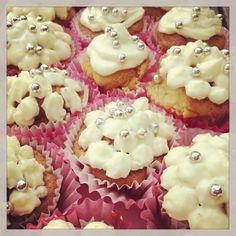 Meine Lieblingscupcakes... Prosecco-Limette. ♔