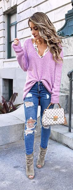 These Winter Outfits are must to have for every girl. These Outfits are currently followed by most fashion-forward ladies across the globe. Stylish Winter Outfits.