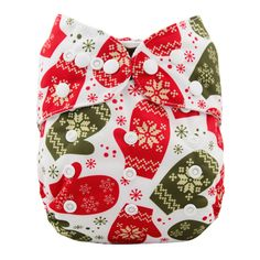 Winter Mittens Cloth Diaper With 1 Insert, 36% discount @ PatPat Mom Baby Shopping App