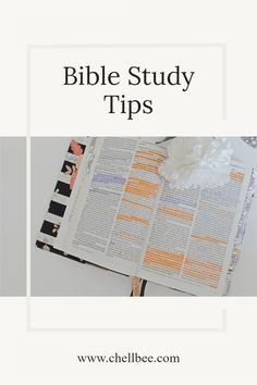 Bible Study | Discover 4 simple tips that will transform your bible study routines. These tips are perfect for beginners or teens. Bible study plans | bible study printables | devotionals | scripture studies | bible study reading plans #bible #biblestudy