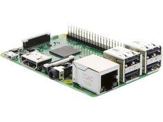 Raspberry PI 3 Model B Quad Core 64 Bit 1GB WIFI Motherboard PC Computer, w/case #RaspberryPi