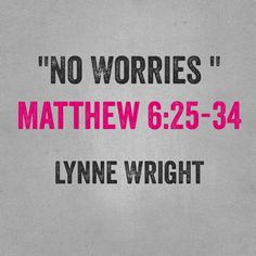 This morning the enemy tried it ... But God ! This morning @cbf1stlady spoke on worrying . The truth is that we all have experienced worry in our lifetime. Worry changes nothing but God can change everything!When we worry we rob God of his interest and it prevents us from living our life . Today Pastor Lynne challenged us to not worry in 2016 ...and that we need to begin to stand on the promise that God Will provide All of our needs so there is no need to worry! Worry is like a squatter in…