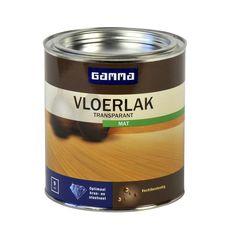 GAMMA vloerlak kleurloos mat 750 ml