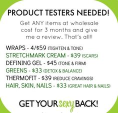 Click the image to visit my site and sign up as a Loyal Customer, or visit my facebook to message me with questions at https://www.facebook.com/amandaschmalzitworks