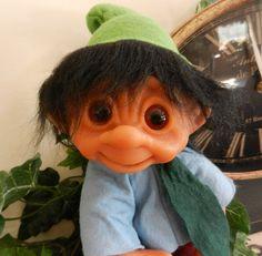 love this little guy's face ~ by dam trolls denmark
