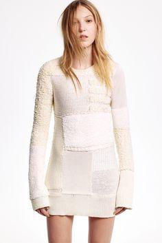 Calvin Klein Collection - Pre-Fall 2015 - Look 4 of 16 @annakoski @goldmanmacdonal @aeanne