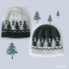 Ravelry: Taiga Lue pattern by StrikkeBea Knitting Charts, Loom Knitting, Knitting Patterns Free, Knit Patterns, Free Knitting, Crochet Mittens, Knit Crochet, Crochet Hats, Pixel Crochet