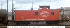 Burlington Northern, Portland, Trains, Oregon, Seattle, Train