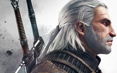 Geralt of Rivia-White Wolf