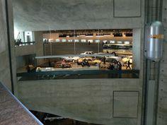 Stuttgart - Mercedes Benz Museum