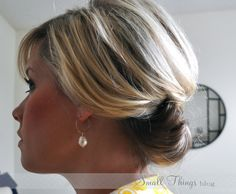 Search Results short hair updo