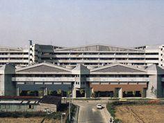 Complesso IACP - Architetture d'autore in Provincia: Bollate e Baranzate…
