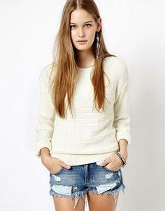 Vero Moda | Vero Moda Knitted Top at ASOS