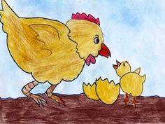 Os ovos misteriosos