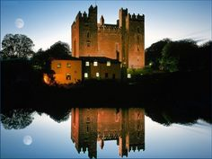 Blarney Castle..Have YOU kissed the Blarney Stone??