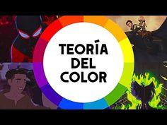 Teoria del Color en la Animación Studio, History Of Film, Artists, Colors, Study