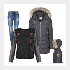 SHOP THE LOOK: www.94fashionstore.de Canada Goose Jackets, Shopping, Women, Fashion, Moda, Women's, La Mode, Fasion, Fashion Models