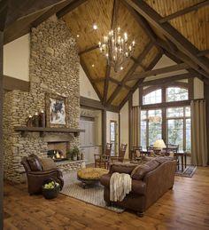 Die 62 besten Bilder von Wohnideen | Home decor, Log homes und ...