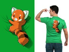 Red Panda got your back