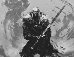 Witcher by dekades8.deviantart.com on @DeviantArt