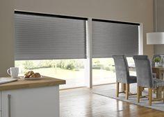 Made to measure Sheer Horizon Blinds For Your Windows | Illumin8 Blinds | Noelle Slate in Grey Colour