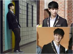 150414 KBS 'Orange Marmalade' Lee Jonghyun Becomes High School Hunk! Lee Jonghyun showed off his irresistible charms in just a school uniform. As a mysterious vampire in high school, he is expected to. Gong Seung Yeon, Lee Jong Hyun Cnblue, Jung Hyun, Jung Yong Hwa, Asian Actors, Korean Actors, K Drama, Korean Drama Movies, Korean Dramas