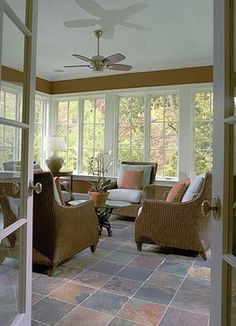 Solarium - traditional - patio - philadelphia - Roeder Design Group, Inc.