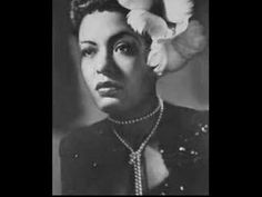 stormy blues ~ Billie Holiday