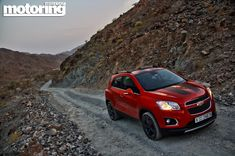 New Tracks with 2014 Chevrolet Trax | Driving Chevy's Crossover SUV