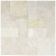 Toscana Tumbled Travertine Pavers 6x12 Uses: Excellent for Pools, decks, patios…