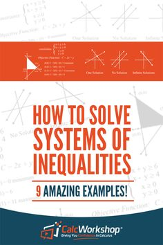 Learn how to solve systems of equations using linear combination, or the substitution method. Discover the three easy steps, and some helpful tricks, for solving systems of two or three equations using the method of elimination. Systems Of Equations, Solving Equations, Linear Programming, High School Algebra, Math Courses, Calculus, Algebra 2, Math Lessons, How To Memorize Things