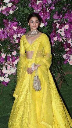 Divya Reddy at Lakmé Fashion Week Winter/Festive 2017 l Vogue India Indian Gowns Dresses, Indian Fashion Dresses, Dress Indian Style, Bridal Dresses, Ceremony Dresses, Party Dresses, Indian Bridal Lehenga, Indian Bridal Outfits, Indian Bridal Wear
