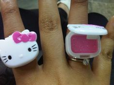 Hello Kitty Items, Mein Style, Sanrio Characters, Gyaru, Pink Aesthetic, Swagg, Cute Jewelry, Retro, 2000s