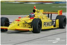 Dan Wheldon's rookie year, 2002