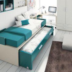 Traete a tu amig@ a casa y comparte estudios, espacio, cama o lo que tu quieras. Ver más en www.ros1.com