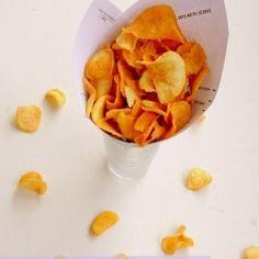 WoWoWoWoWoW....Masala Sweet Potato Chips by Priyasuresh