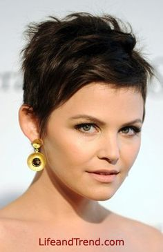Super Cute Pixie cut!  Short and cute
