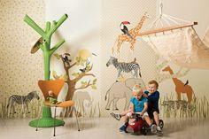 Khorma Wallpaper Panels   Theme Jungle