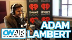 Adam Lambert Talks Touring with Queen | On Air with Ryan Seacrest