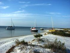 DOG ISLAND - Dog Island is located in the northwestern Florida Gulf coast just 3.5 miles off-shore from Carrabelle, Florida in Franklin County, Florida.