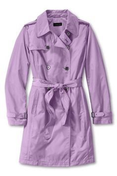 Lands End trench - but DEF not i this color!!!