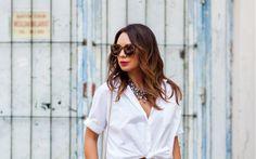 Bijela košulja: 12 načina da je kombinujete ovog ljeta