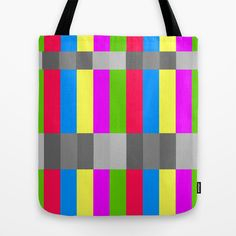 Transmission II Tote Bag by StevenARTify - $22.00