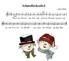 Schneemaedchen Lied2