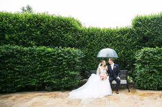 St. Louis spring wedding inspiration : L Photographie || Ceremony: St. Francis Xavier College Church || Reception: Missouri Athletic Club || On location photos: Taylor Park, Forest Park