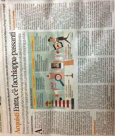 #beacon nuove tecnologie per il #business