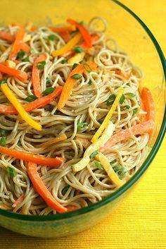 Sechuan Noodles - Barefoot Contessa