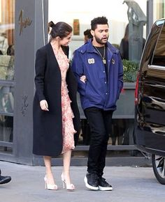 January 27th, 2017: Selena Gomez and Abel Tesfaye (The Weeknd) in Florence, Italy