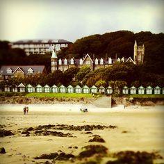 Langland Bay, Swansea